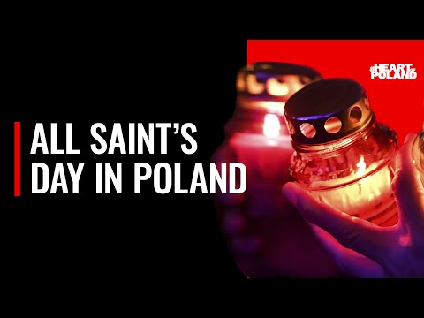 A sea of candles and memories: All Saints Day in Poland