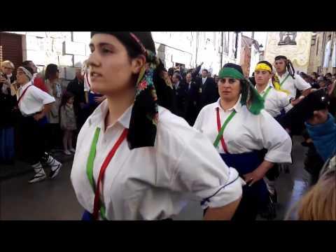 Devil Baby Jumping Festival /El Salto del Diablo en la procesión del Corpus
