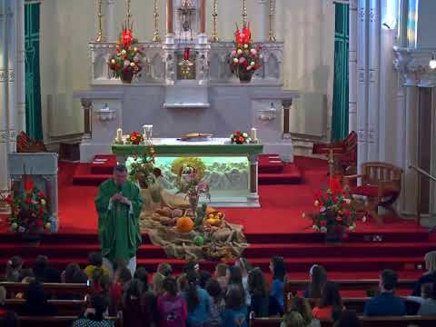 Morning Mass Live from Rathfarnham, Dublin. 6th of October 27th Sunday in Ordinary Time