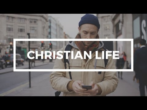 How can I deal with digital distractions as a Christian?