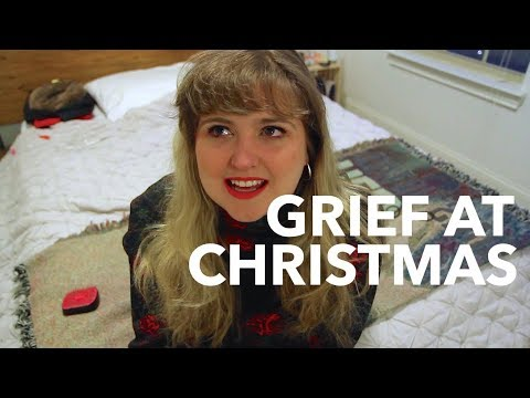 Grief at Christmas | Vlogmas Day 15