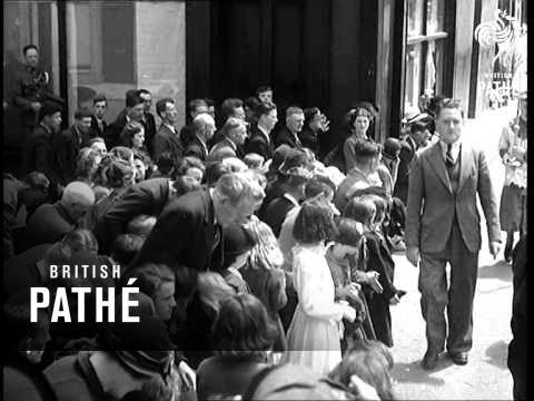 Corpus Christi Procession (1941)