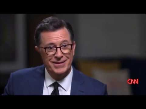 Stephen Colbert and Anderson Cooper's beautiful conversation about grief