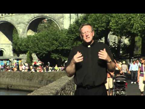 Fr. Barron visits Lourdes: Mary, the Immaculate Conception