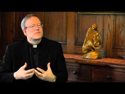 Bishop Barron on the Sacrament of Baptism