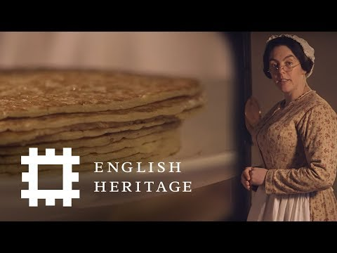 How to Make Pancakes - The Victorian Way