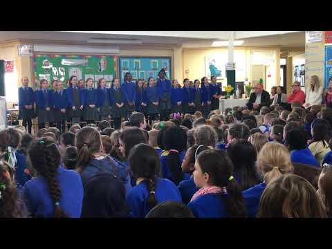 Hail Glorious St. Patrick - Ms O Donoghue 3rd Class Assembly