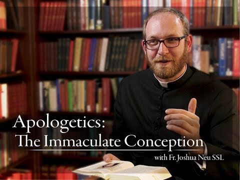 Apologetics: The Immaculate Conception