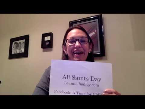 All Saints Day Celebration for Children