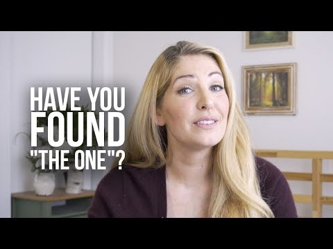 """How to Know if You've Found """"The One"""""""