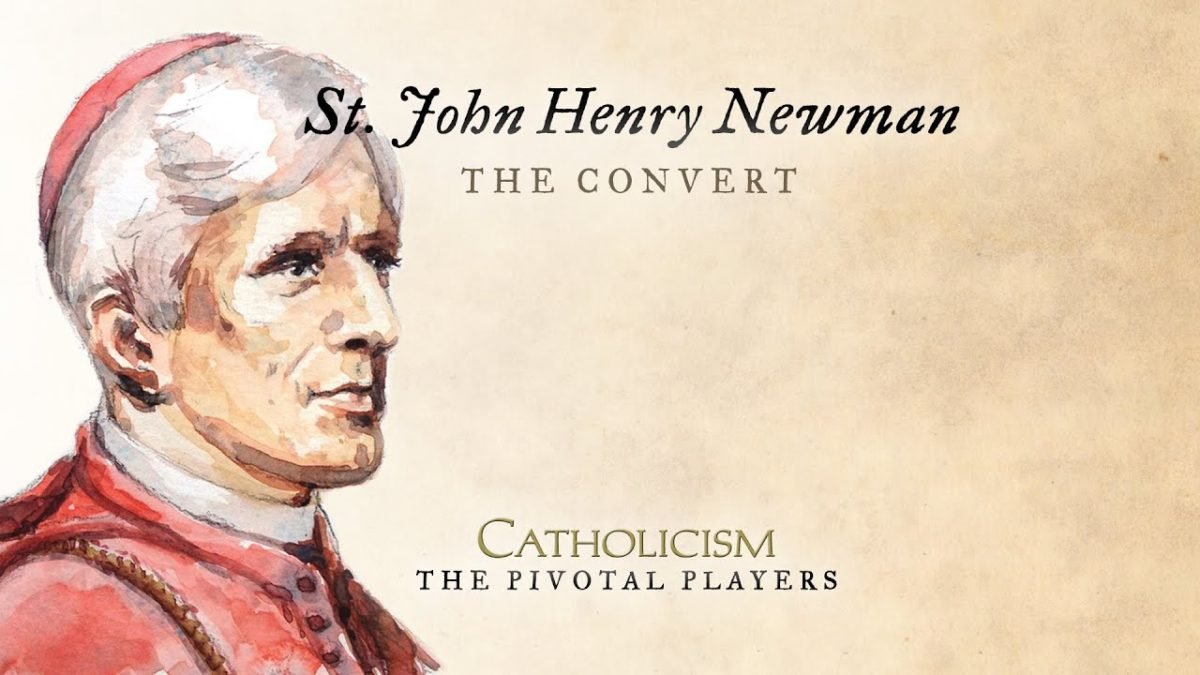 Bishop Barron on John Henry Newman   – YouTube